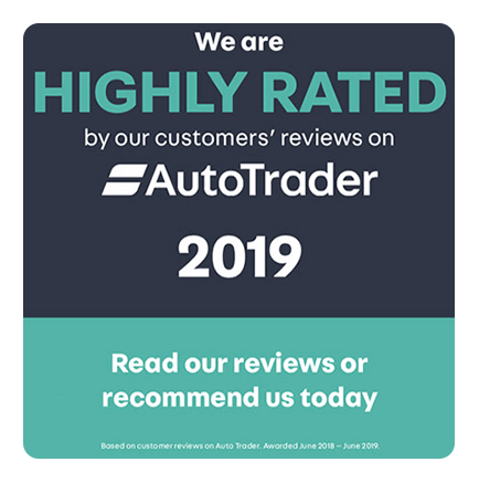 Autotrader highly rated